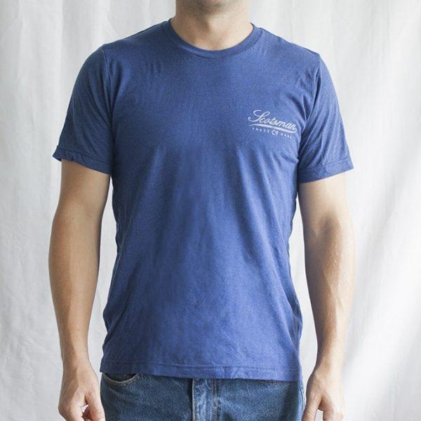 Scotsman Co. T-Shirt (navy)