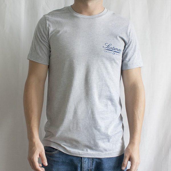 Scotsman Co. T-Shirt (grey)